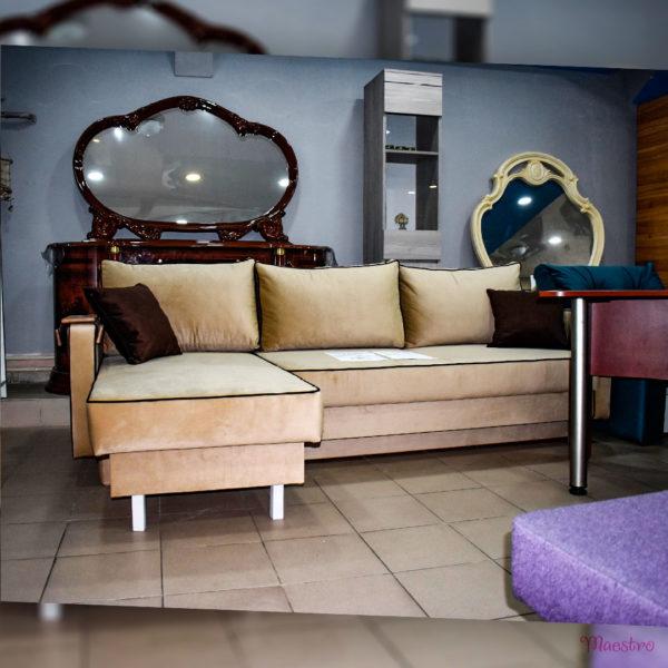 Угловой диван-кровать Парма