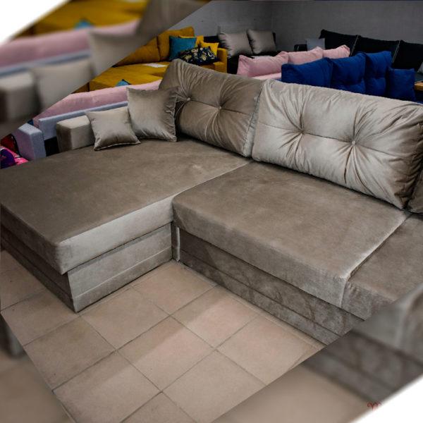 Угловой диван Челентано